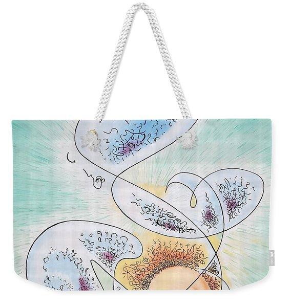 Emilys Transit Weekender Tote Bag