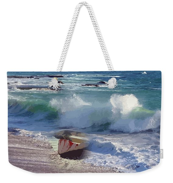 Everything Returns To It's Source Weekender Tote Bag
