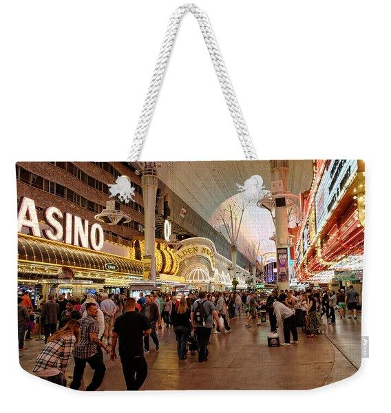 Experience This Weekender Tote Bag