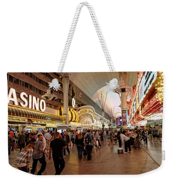Experience This Weekender Tote Bag