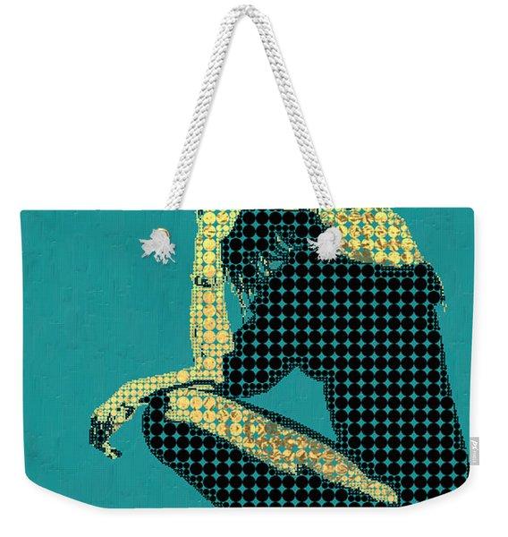 Fading Memories - The Golden Days No.2 Weekender Tote Bag