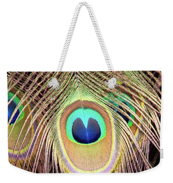 Fan Of Feathers Weekender Tote Bag