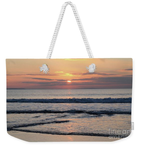 Fanore Sunset 2 Weekender Tote Bag
