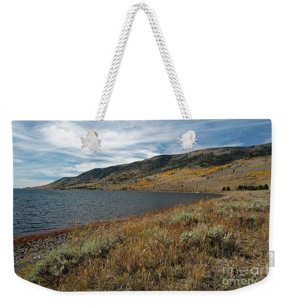 Fish Lake Ut Weekender Tote Bag