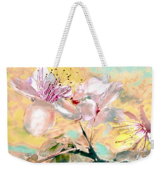 Flores De Primavera Weekender Tote Bag