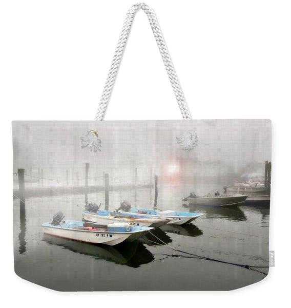 Soupy Weekender Tote Bag