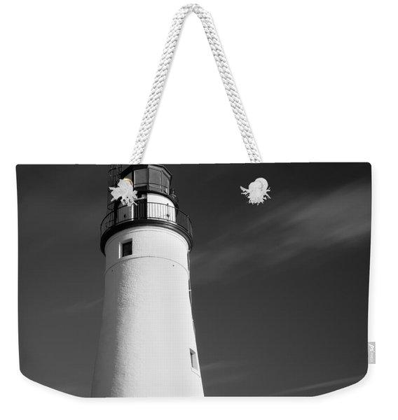 Fort Gratiot Lighthouse Weekender Tote Bag