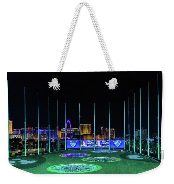 Weekender Tote Bag featuring the photograph Fourrrrrrrr by Michael Rogers