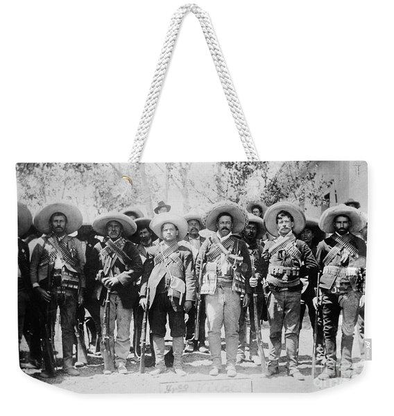 Francisco Pancho Villa Weekender Tote Bag