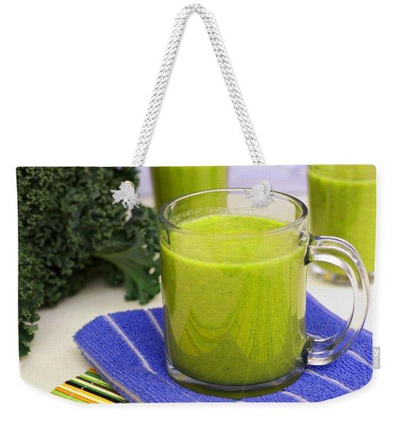 Fruit And Vegetable Smoothie Weekender Tote Bag