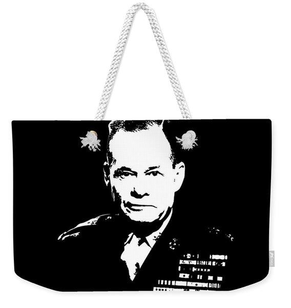 General Lewis Chesty Puller Weekender Tote Bag