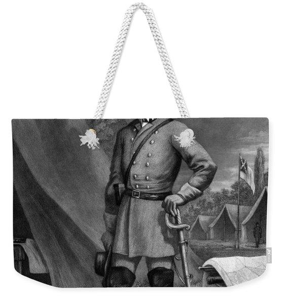 General Robert E. Lee Weekender Tote Bag
