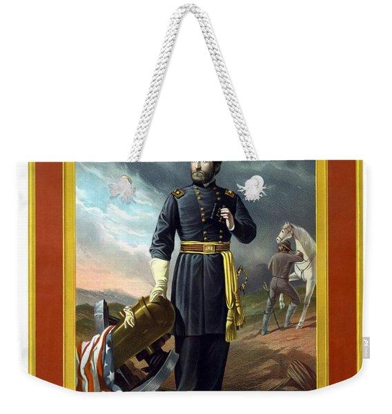 General Us Grant Weekender Tote Bag