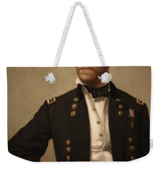 General William Tecumseh Sherman Weekender Tote Bag
