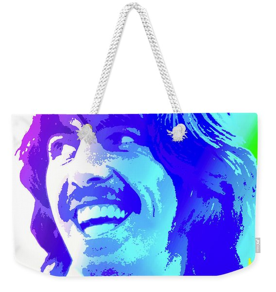 George Harrison Weekender Tote Bag