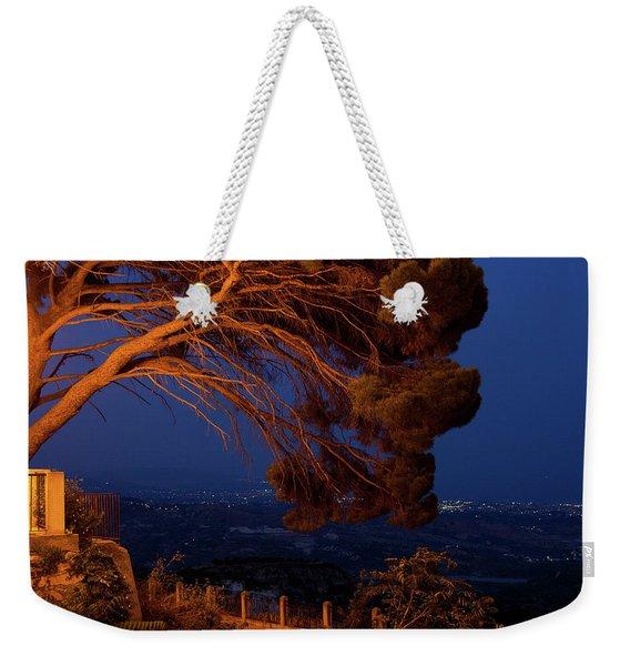 Gerace Weekender Tote Bag