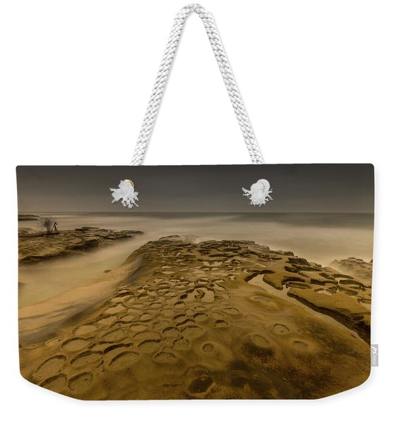 Ghost Photographer Weekender Tote Bag