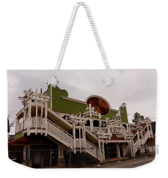 Ghostcasino Weekender Tote Bag