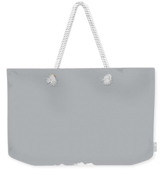 Girl In Soul Weekender Tote Bag