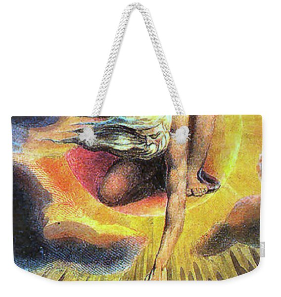 God As Architect Weekender Tote Bag