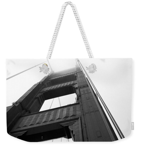 Golden Gate Tower 2 Weekender Tote Bag