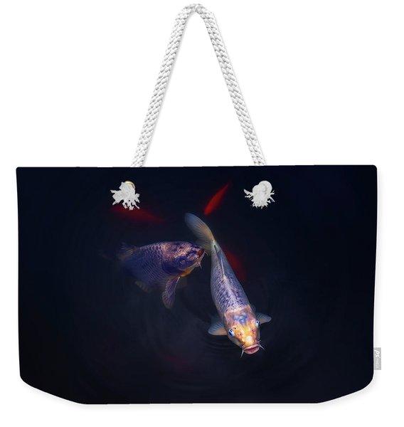 Good Luck Charms Weekender Tote Bag