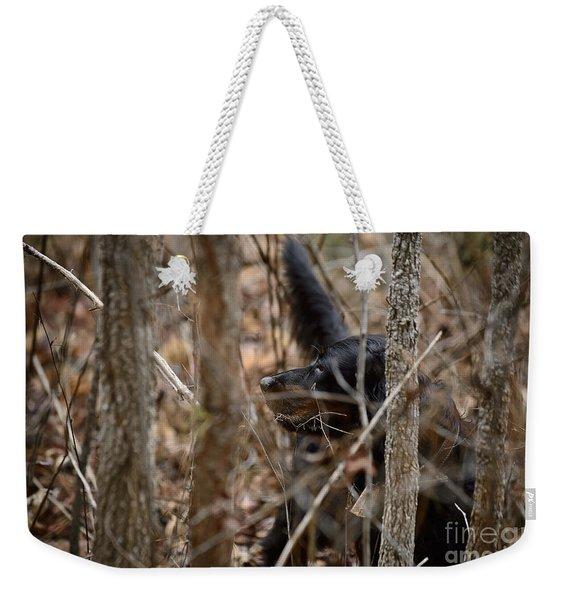 Peat's Element Weekender Tote Bag