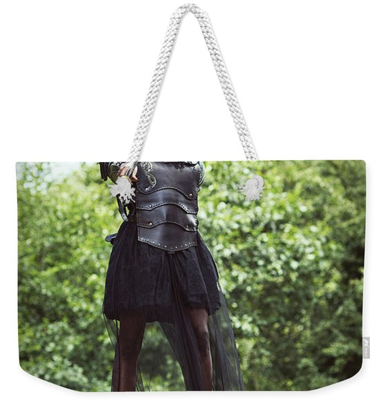 Got Warrior Princess Weekender Tote Bag