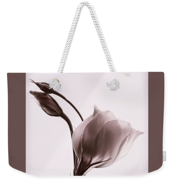 Grace In Simplicity Weekender Tote Bag