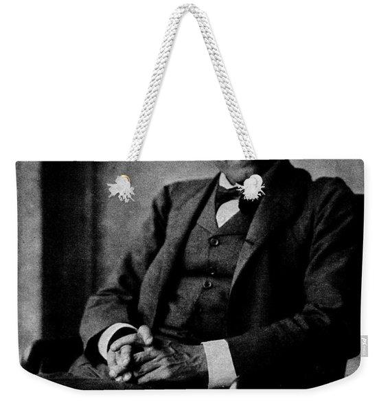 Gustav Mahler Weekender Tote Bag