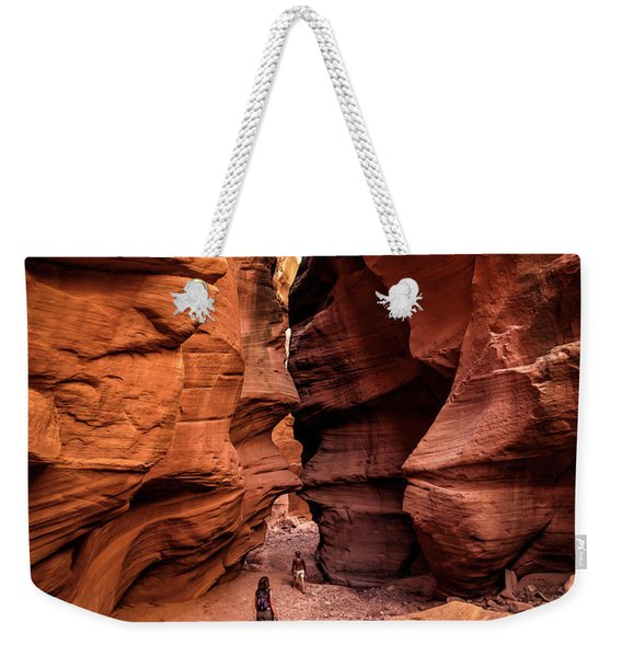Happy Canyon Weekender Tote Bag