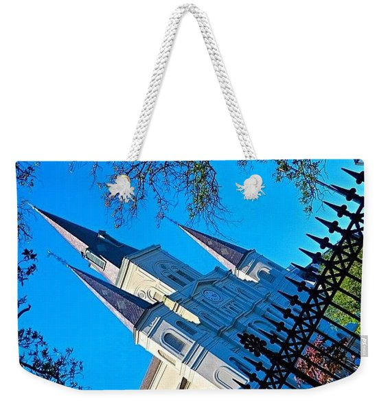 #happy Thursday From #stlouiscathedral Weekender Tote Bag