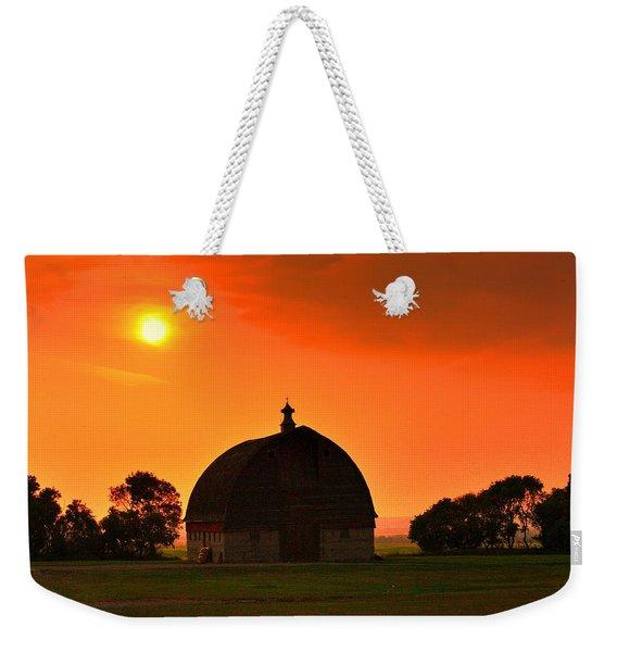 Harvest Sunset  Weekender Tote Bag