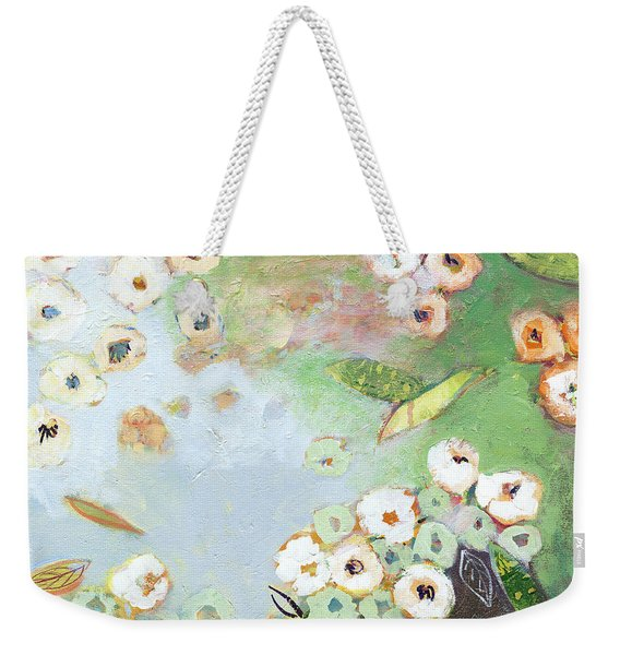 Hidden Lagoon Part I Weekender Tote Bag