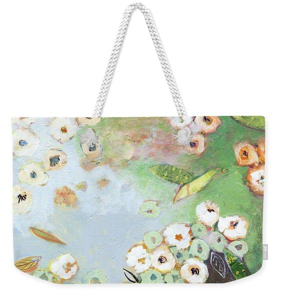 Hidden Lagoon Part I Weekender Tote Bag