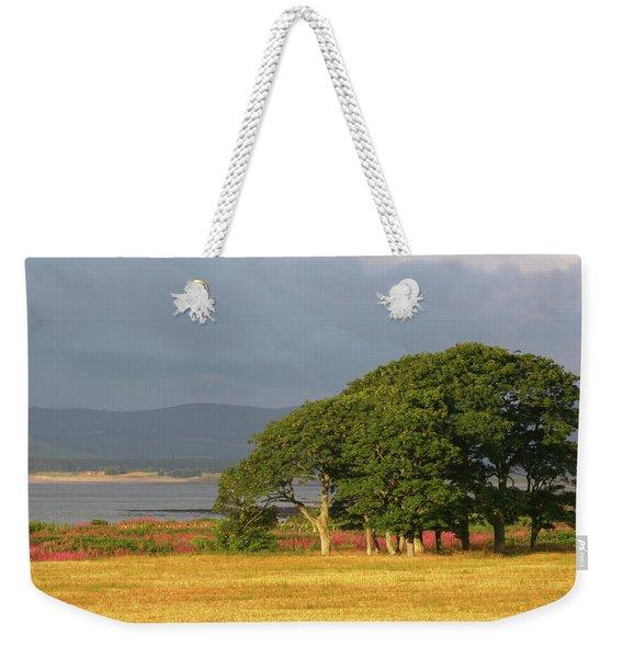Highland View Weekender Tote Bag