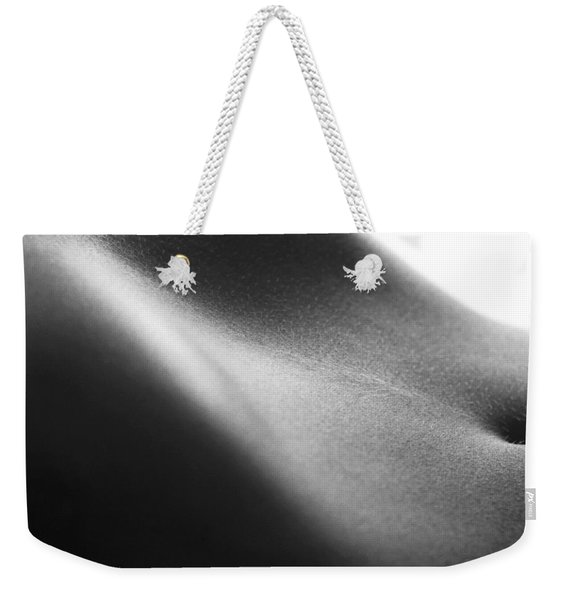 Human Form Abstract Body Part Weekender Tote Bag