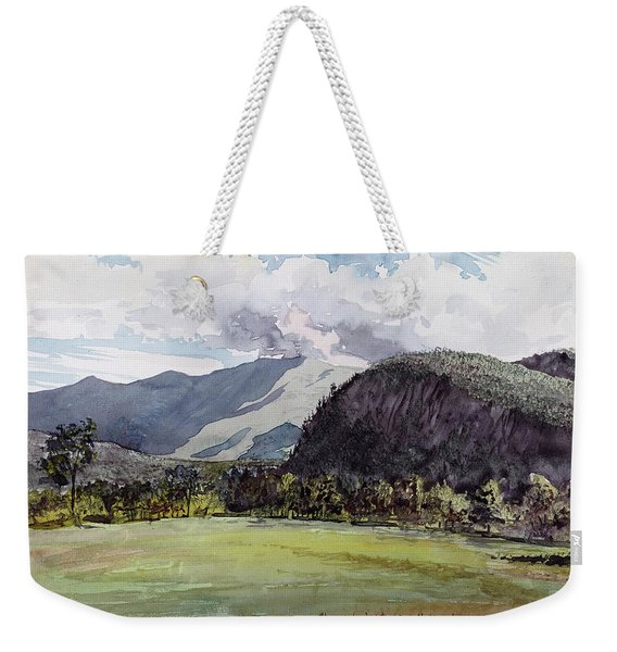 Humphrey's Ledge Weekender Tote Bag