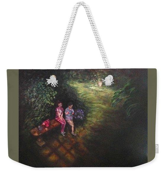 If Cinderella Had A Garden Weekender Tote Bag