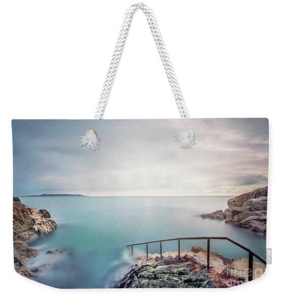 Into The Depths Weekender Tote Bag