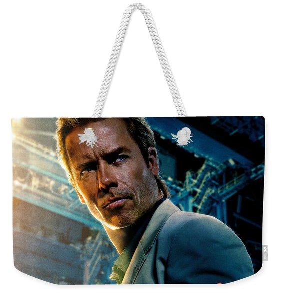 Iron Man 3 Weekender Tote Bag