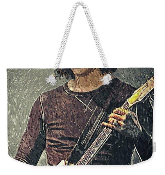 Jack White Weekender Tote Bag
