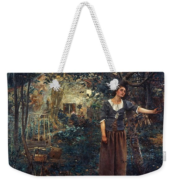 Joan Of Arc C1412-1431 Weekender Tote Bag