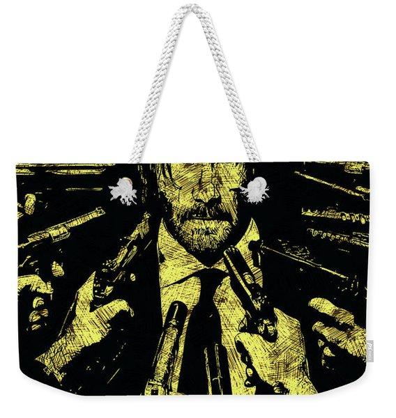 John Wick Weekender Tote Bag