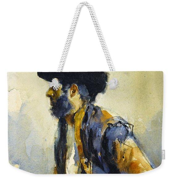 King Of The Gypsies Weekender Tote Bag