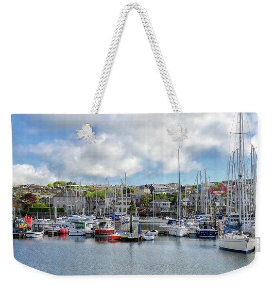 Kinsale Harbor  Weekender Tote Bag