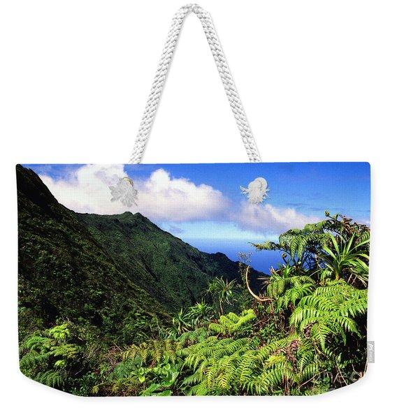 Koolau Summit Trail Weekender Tote Bag