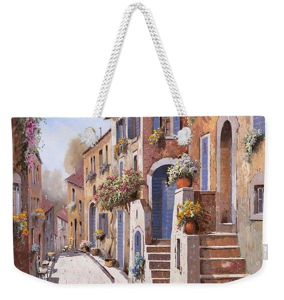 I Gradini Al Sole Weekender Tote Bag