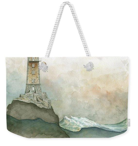 La Vieille Lighthouse Weekender Tote Bag