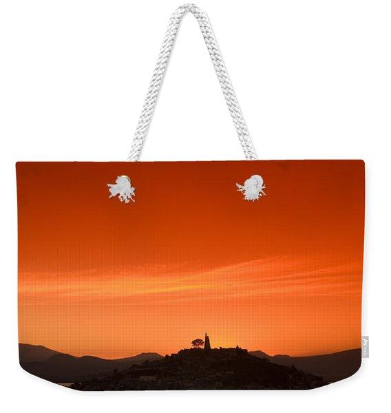 Lake Patzcuaro Weekender Tote Bag